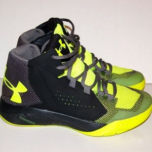 Under Armour Boys Basketball Shoes 6Y